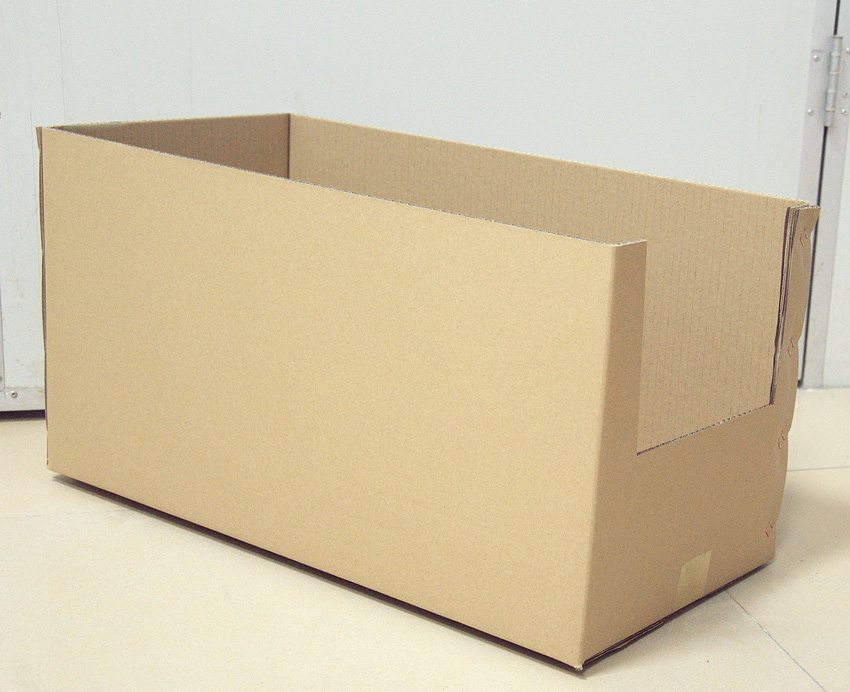 纸箱无翼工具箱